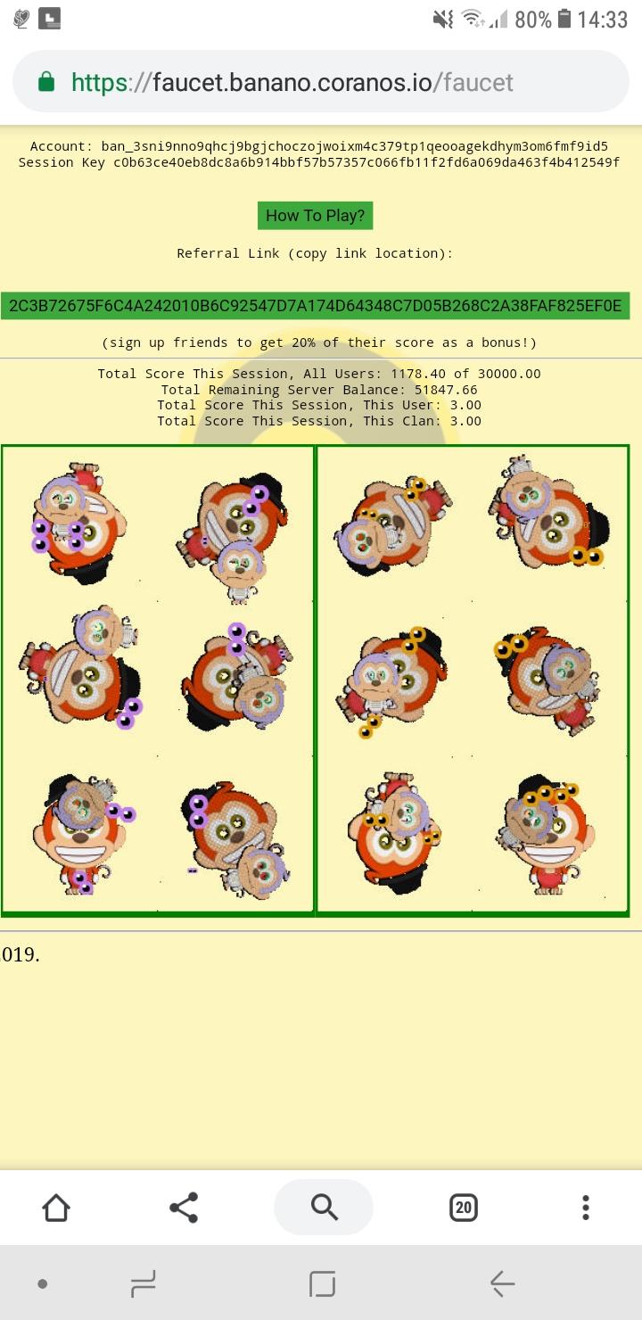 OPORTUNIDADE [Provado] Corano Ban - Ganha $ apenas descobrindo os macacos idênticos! Screen15