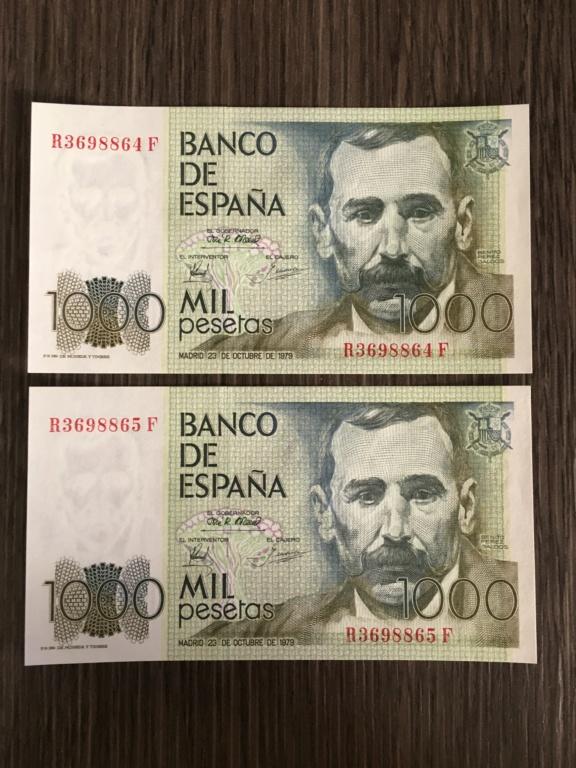 1000 Pesetas 1979 (Galdós, penúltima y última series). Ced62710