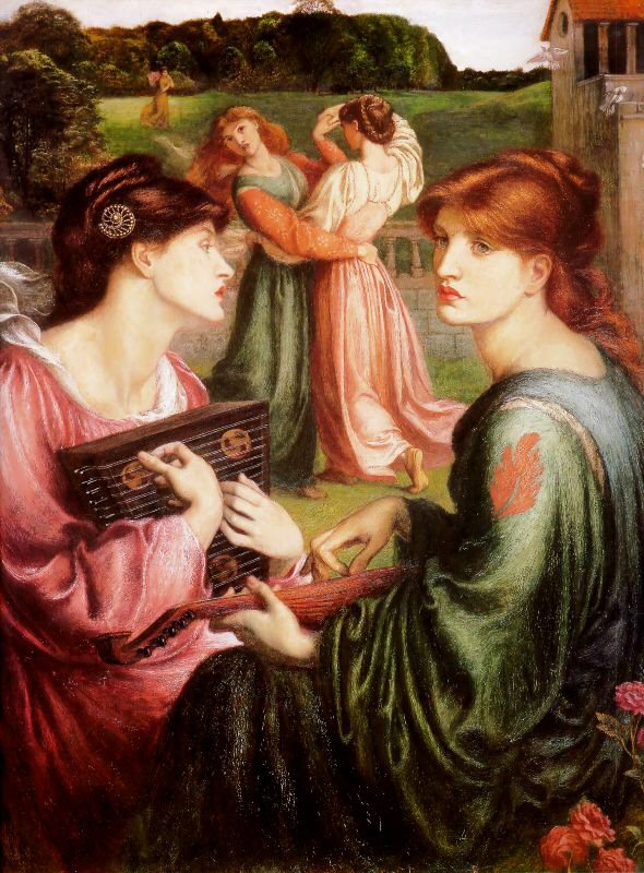 Beautiful Feminine Art 1810