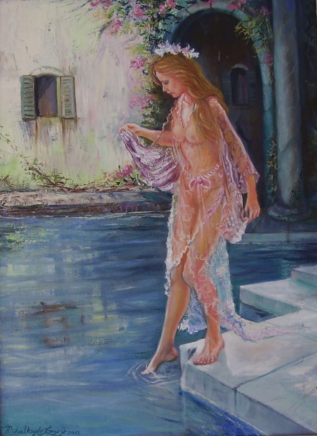 Beautiful Feminine Art - Page 2 The_mo10