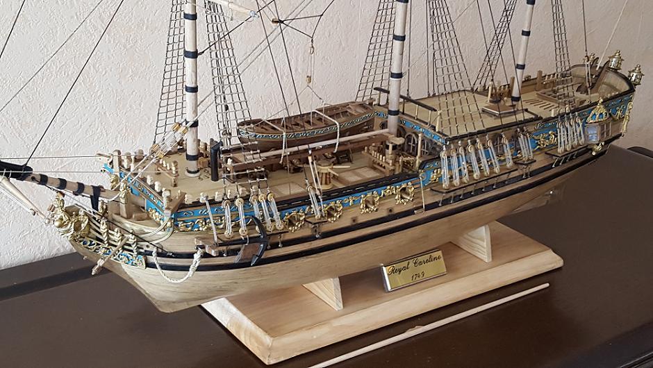 Royal Caroline 1749 Caroli12