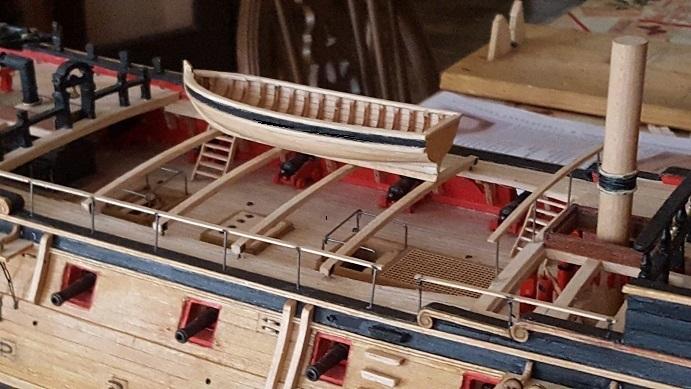 La Confederacy de 1772 au 1/64 par Model Shipways - Page 11 Waist_17