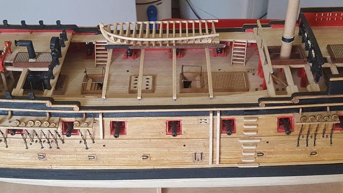 La Confederacy de 1772 au 1/64 par Model Shipways - Page 11 Z-fina21