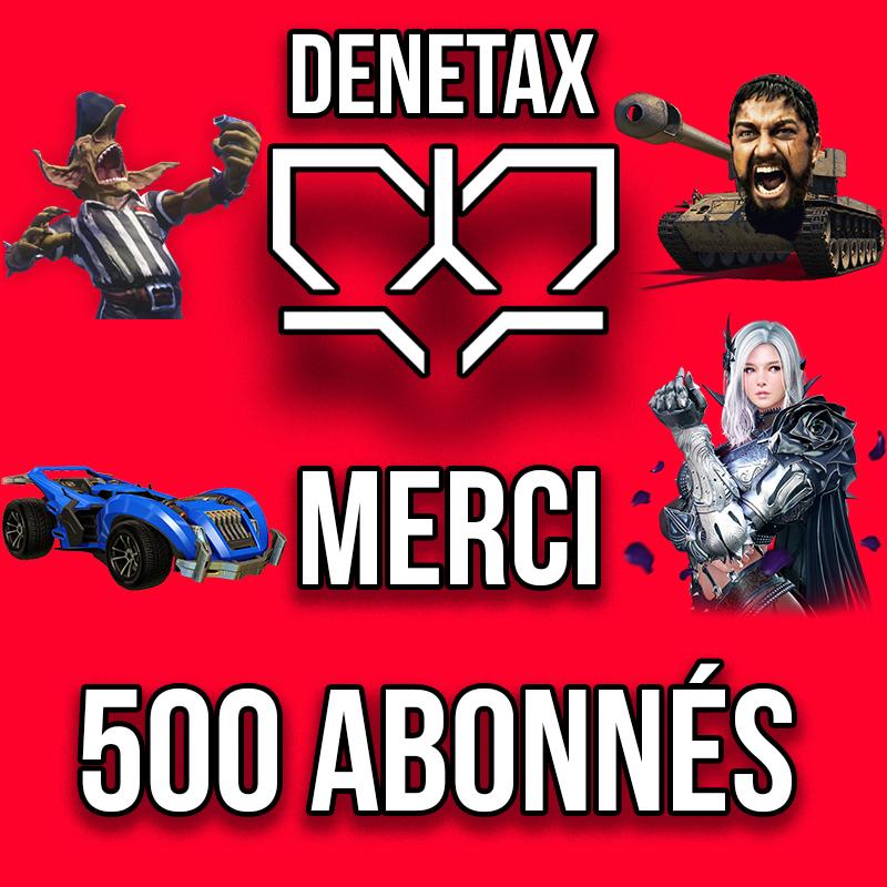 [Chaîne] - Denetax - Les aventures de Thornmalf - Ep 03 Logo5010
