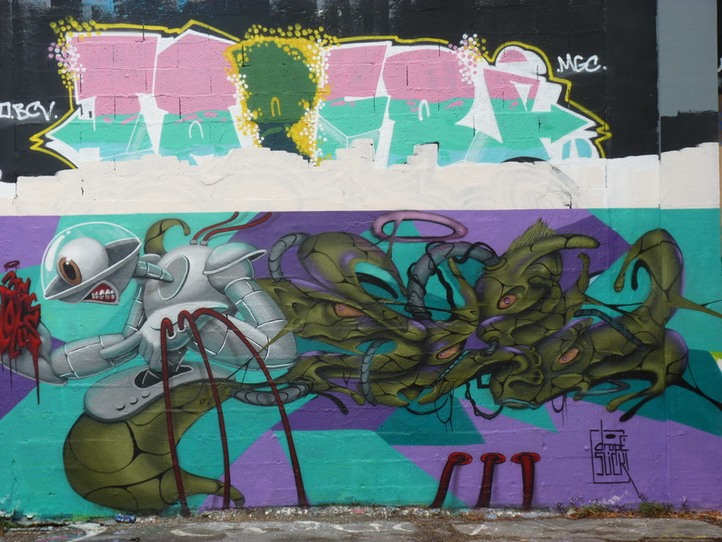 tags artistiques vus en randonnées  La_roc10