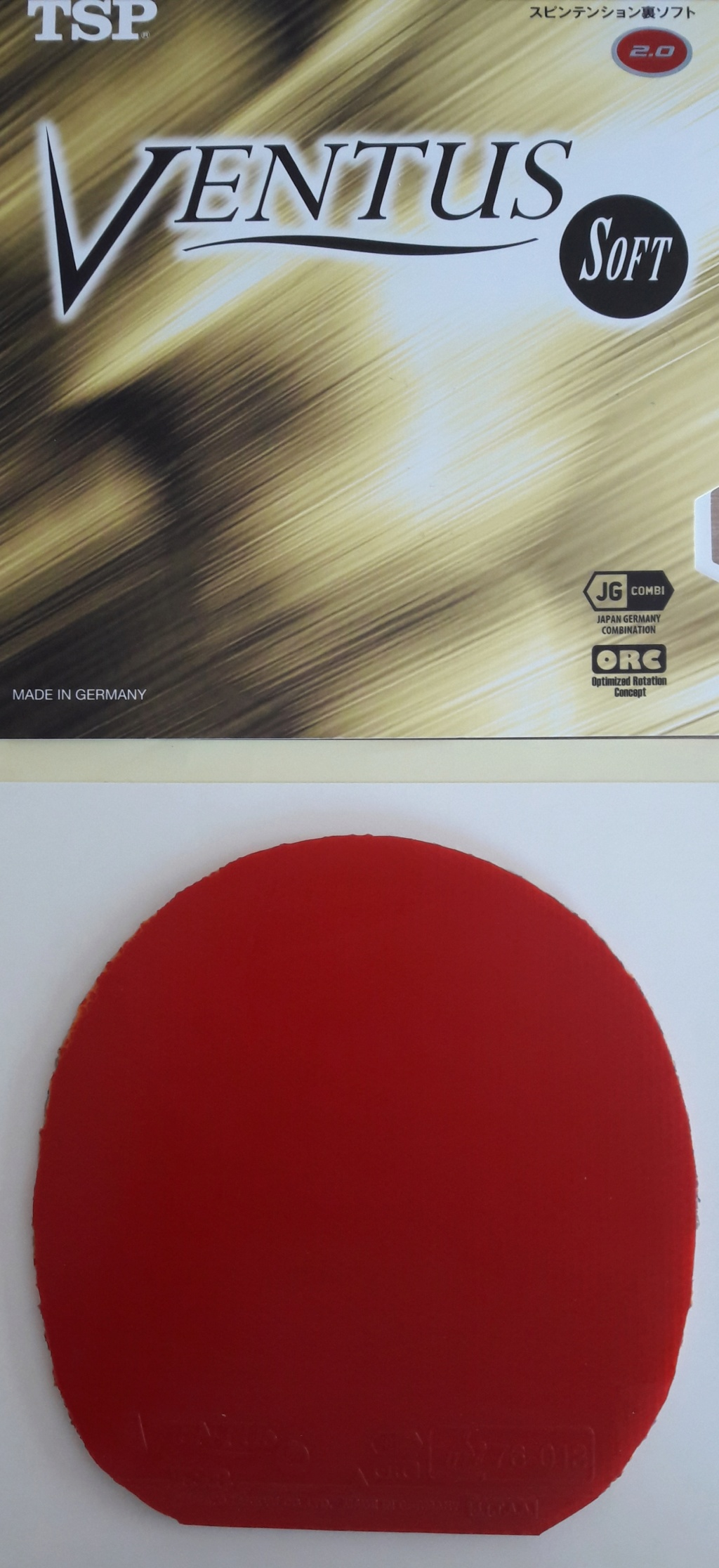 TSP Ventus soft Rouge 2mm X14.6Y15 TBE: 15 Euros fdpi Ventus11