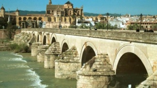 Post / Ansichtskarten mit Brücken Codoba12