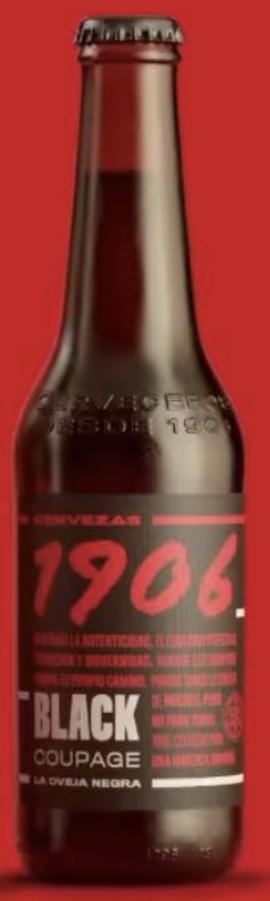 CERVEZAS-036-ESTRELLA GALICIA 1906 BLACK COUPAGE 5ef29c10