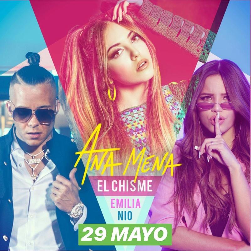 """Ana Mena >> Single """"El Chisme (Feat. Nio García & Emilia)"""" - Página 11 D7w2zw10"""