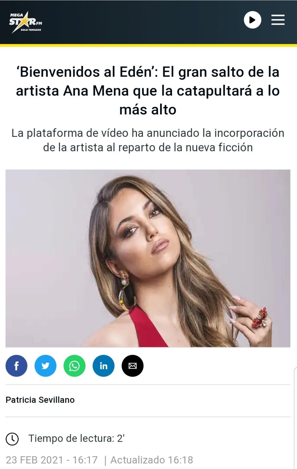 """Ana Mena >> Single """"A un passo dalla luna (Feat. Rocco Hunt)"""" - Página 27 Scree120"""