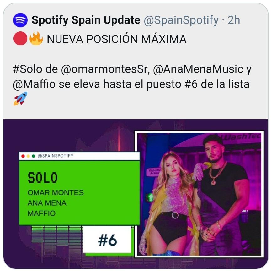 """Ana Mena >> Single """"A un passo dalla luna (Feat. Rocco Hunt)"""" - Página 27 Scree126"""