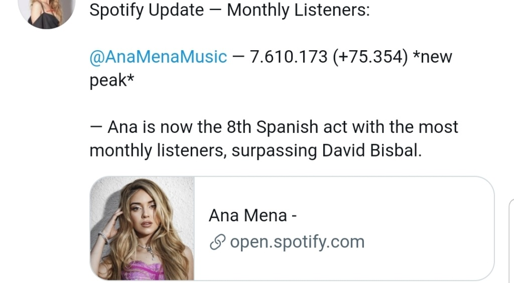 "Ana Mena >> single ""Un bacio All'Improvviso"" (ft. Rocco Hunt) - Página 31 Scree142"