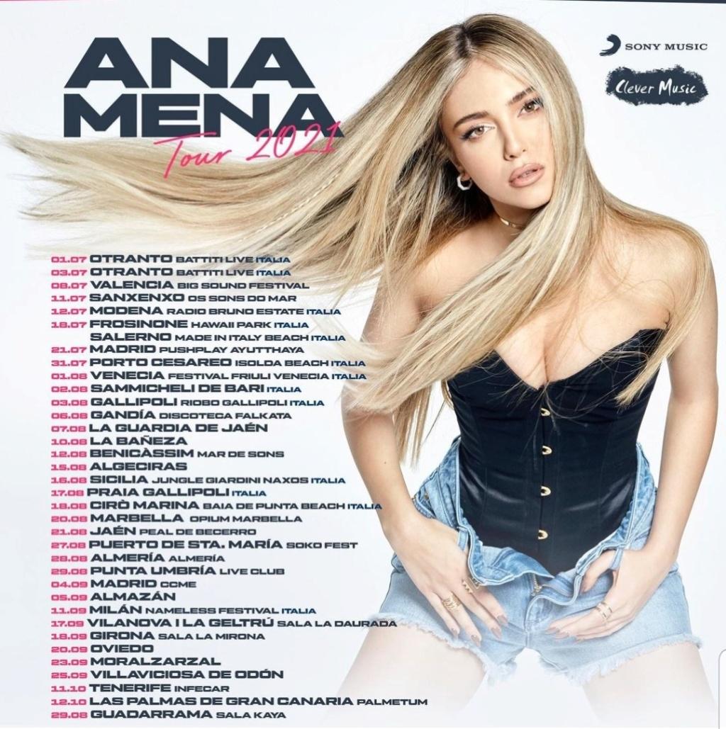 "Ana Mena >> single ""Un bacio All'Improvviso"" (ft. Rocco Hunt) - Página 32 Scree148"