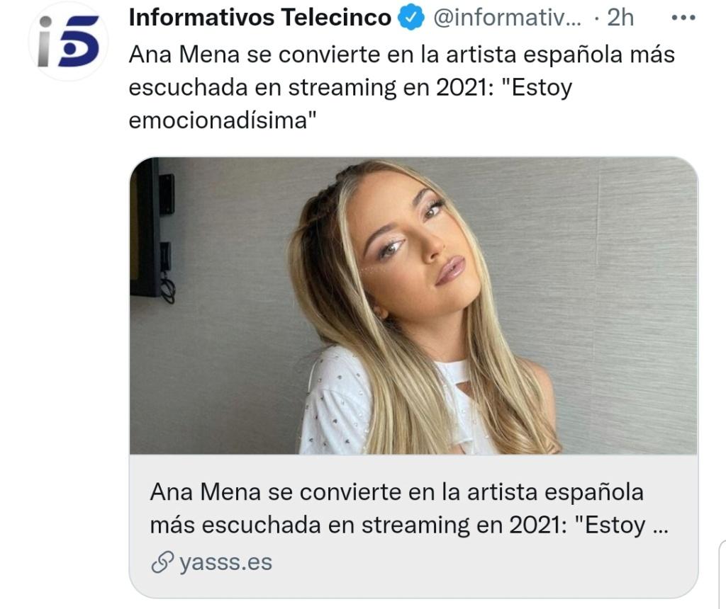 "Ana Mena >> single ""Un bacio All'Improvviso"" (ft. Rocco Hunt) - Página 33 Scree157"