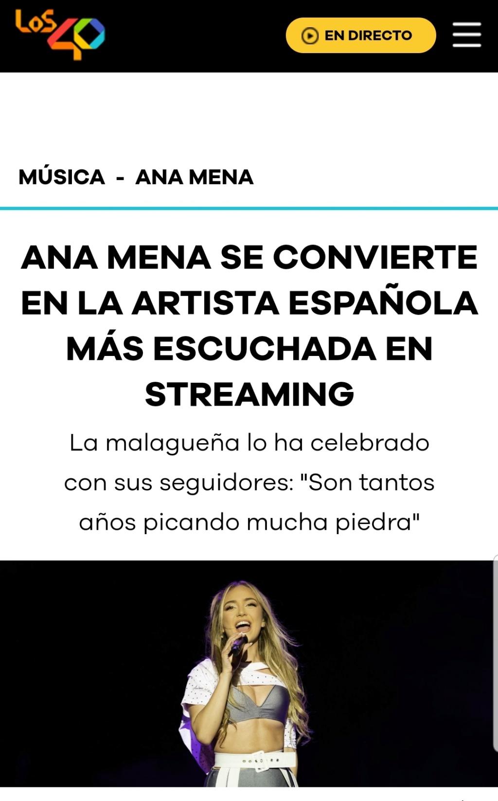 "Ana Mena >> single ""Un bacio All'Improvviso"" (ft. Rocco Hunt) - Página 33 Scree158"
