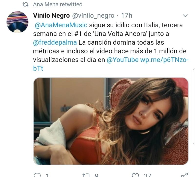 "Ana Mena >> Single ""A un passo dalla luna (Feat. Rocco Hunt)"" - Página 12 Screen23"