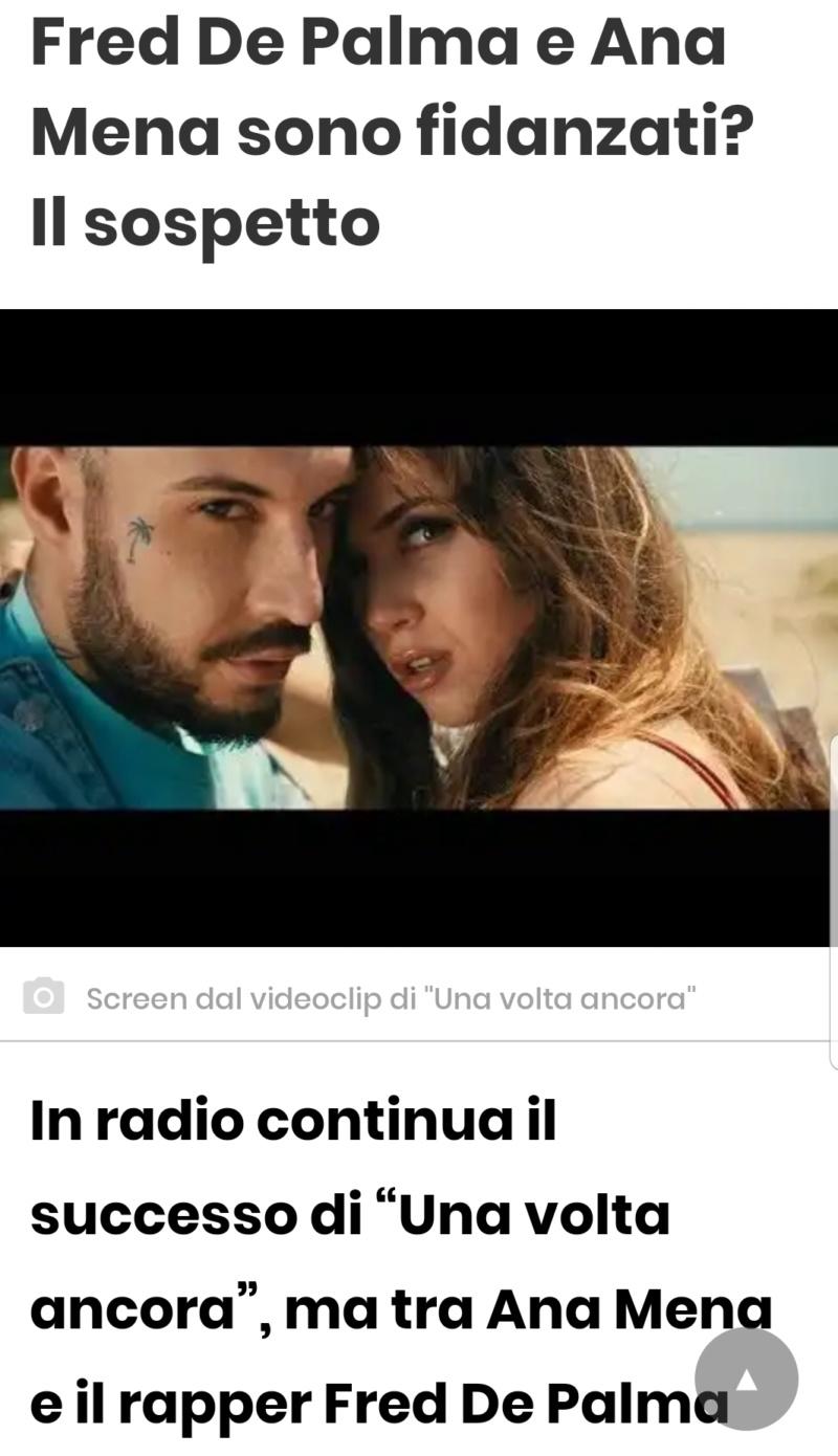 "Ana Mena >> Single ""A un passo dalla luna (Feat. Rocco Hunt)"" - Página 12 Screen25"
