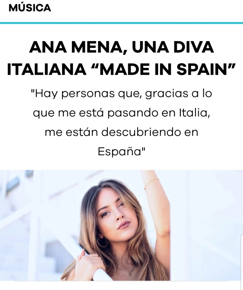 "Ana Mena >> Single ""Se te Olvidó"" - Página 13 Screen31"