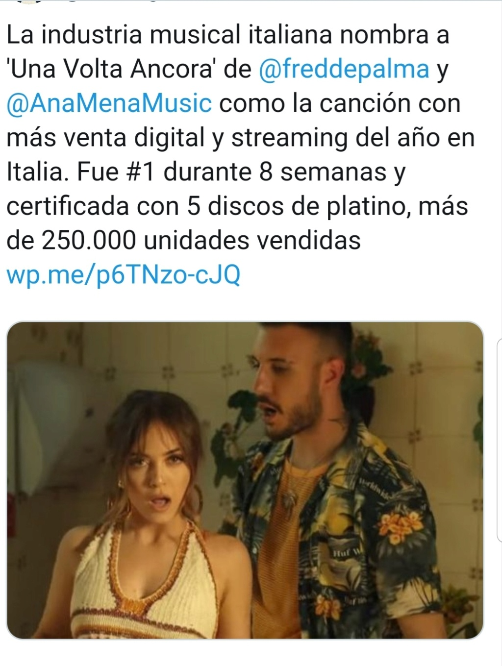 "Ana Mena >> Single ""Se te Olvidó"" - Página 15 Screen42"