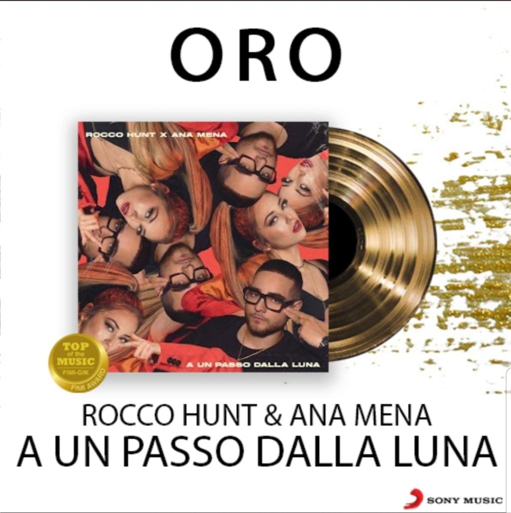 "Ana Mena >> Single ""A un passo dalla luna (Feat. Rocco Hunt)"" - Página 21 Screen75"