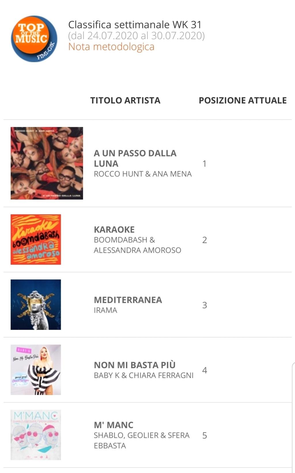 "Ana Mena >> Single ""A un passo dalla luna (Feat. Rocco Hunt)"" - Página 21 Screen76"