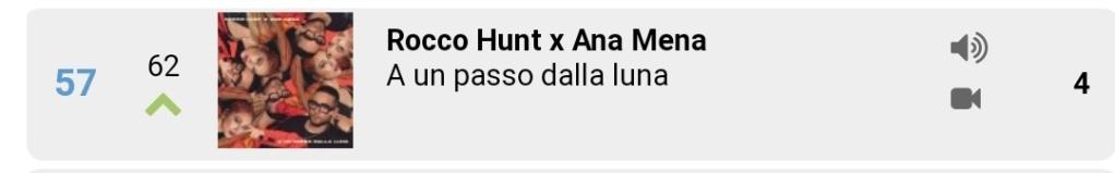 "Ana Mena >> Single ""A un passo dalla luna (Feat. Rocco Hunt)"" - Página 21 Screen77"