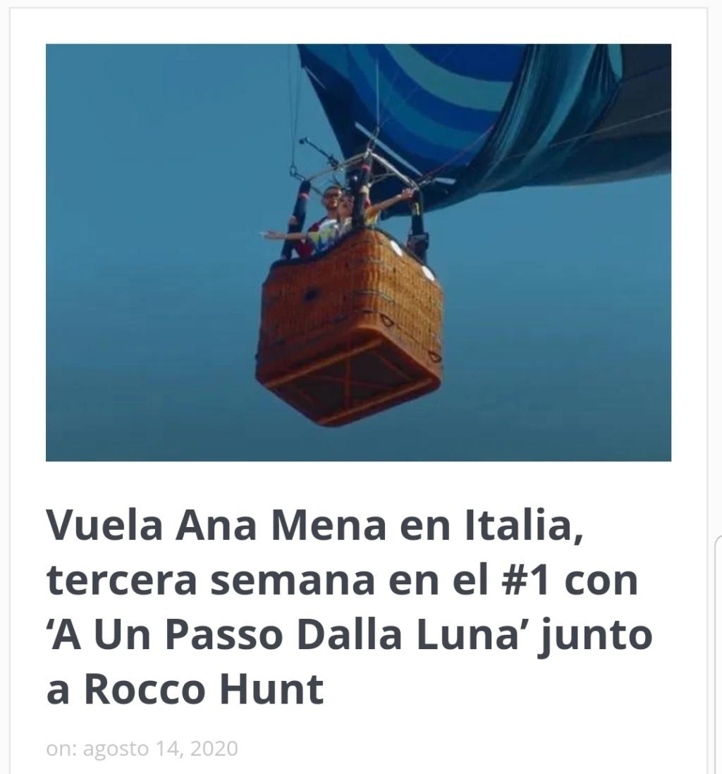 "Ana Mena >> Single ""A un passo dalla luna (Feat. Rocco Hunt)"" - Página 22 Screen81"