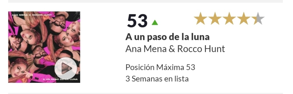 "Ana Mena >> Single ""A un passo dalla luna (Feat. Rocco Hunt)"" - Página 23 Screen84"