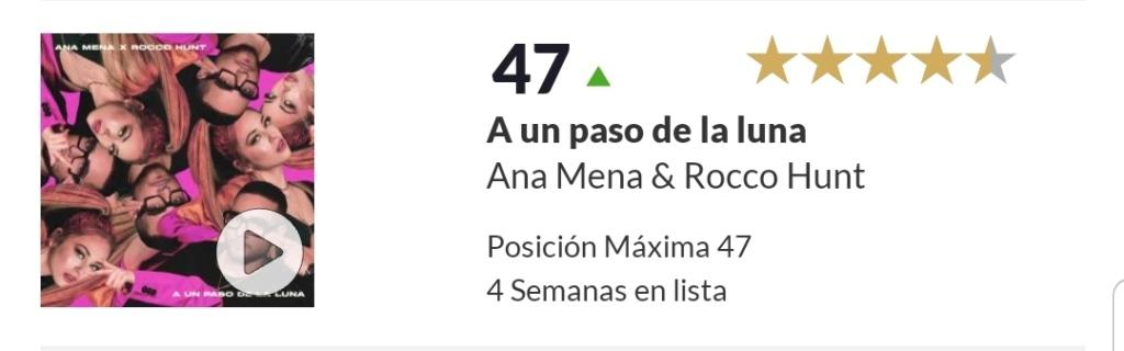 "Ana Mena >> Single ""A un passo dalla luna (Feat. Rocco Hunt)"" - Página 23 Screen85"