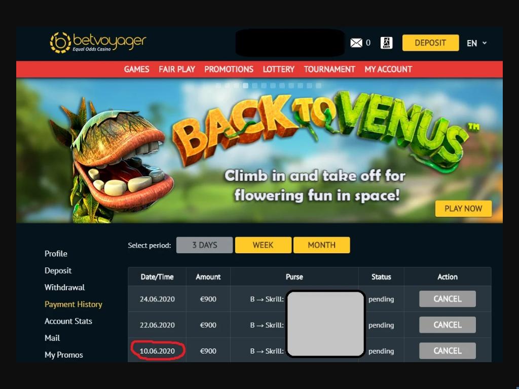 BetVoyager Casino - wypłaty i weryfikacja - Page 2 2020-010