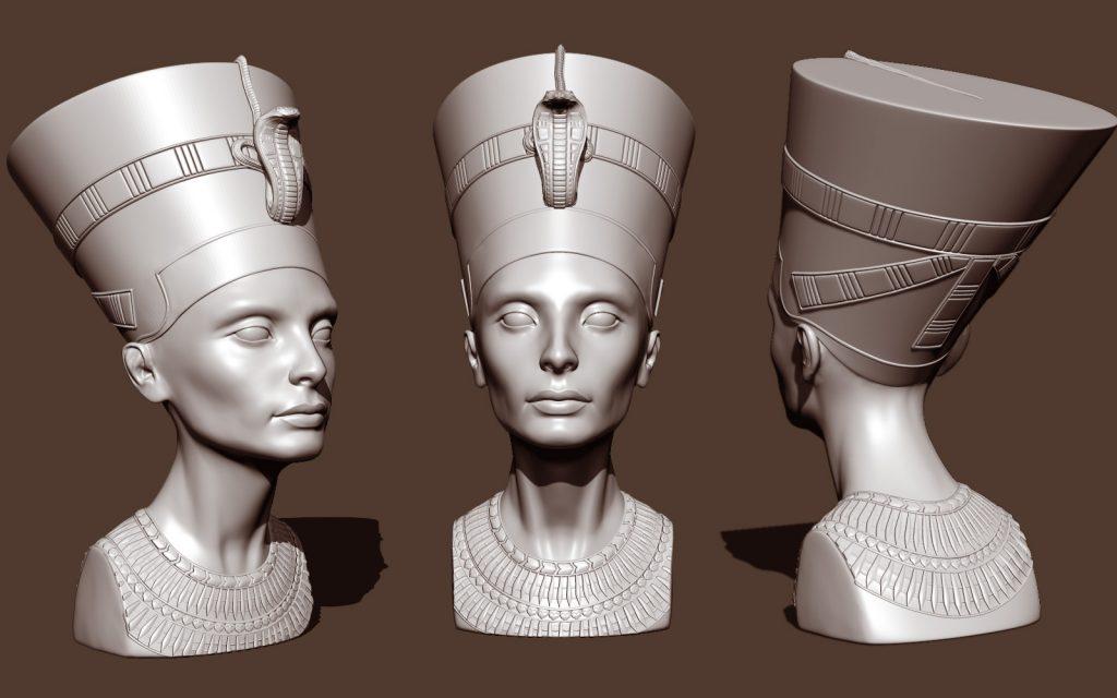 Nefertiti Nefert10