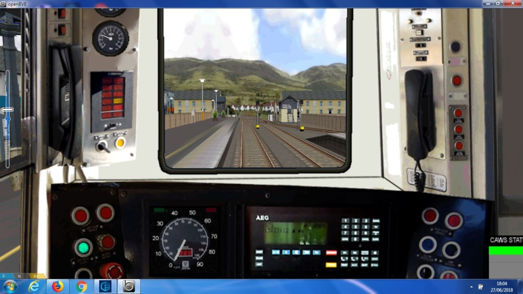 Celtic Trainsim: Irish Train Class 2700-2 DMU Ir110
