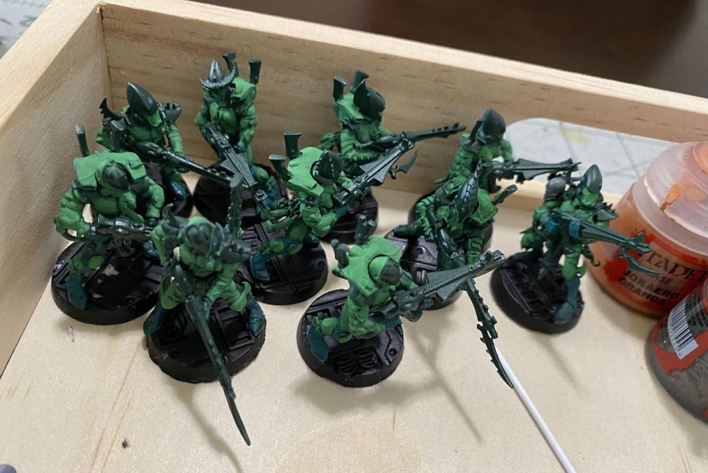 Il-Kaithe Craftworld Raiders Warden38