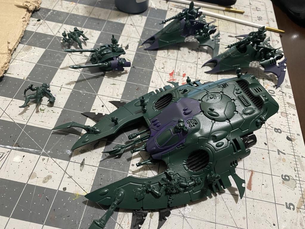Il-Kaithe Craftworld Raiders Warden43