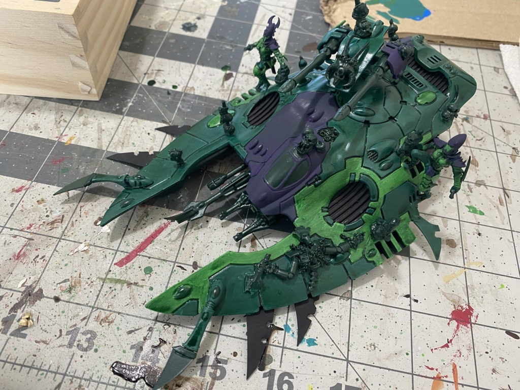 Il-Kaithe Craftworld Raiders Warden45