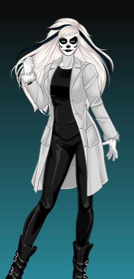La légende ( Lois Lane / Silver Banshee) Portra12
