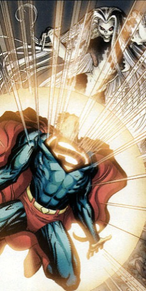 Justice or barbarism ( Silver Banshee / Superman ) Rco00410