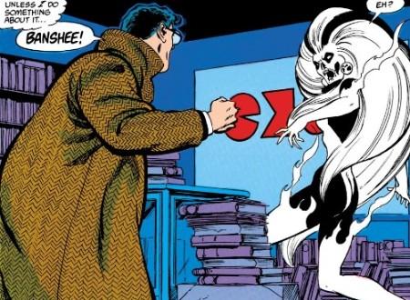 L'espoir ( Superman / Silver Banshee)  Rco01217