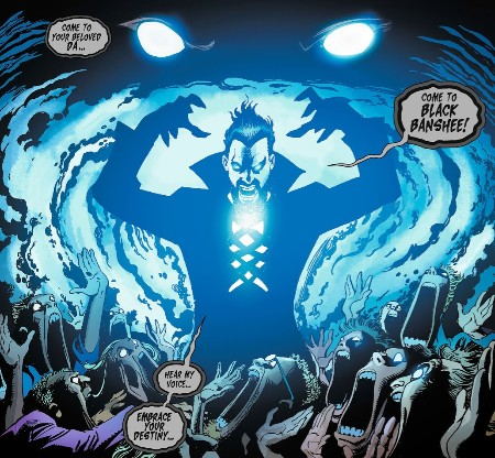 The Other Superman, Day One [Silver Banshee] Rco01912