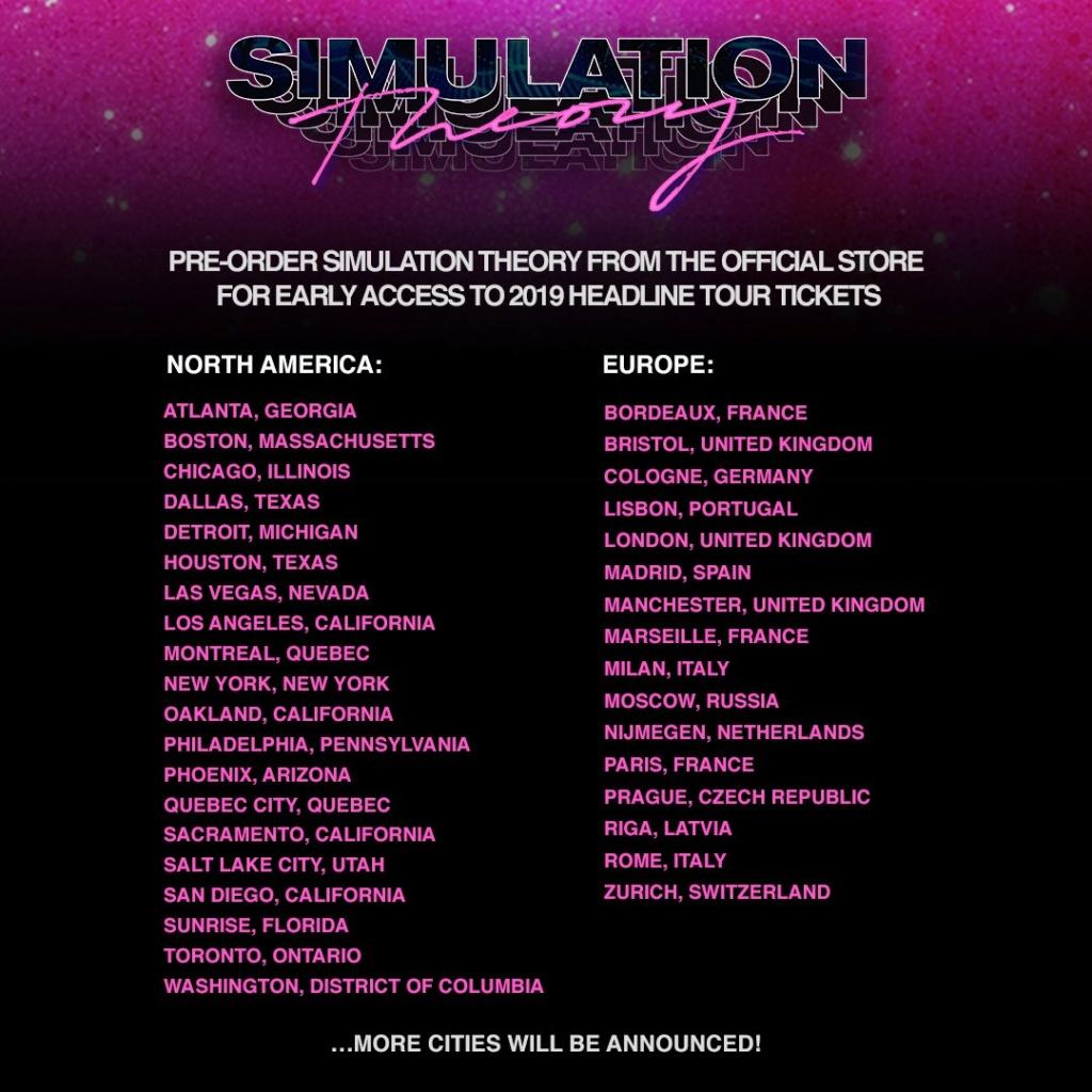 "Muse >> álbum ""Simulation Theory"" Dog1ni10"