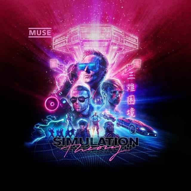 "Muse >> álbum ""Simulation Theory"" Fotono10"