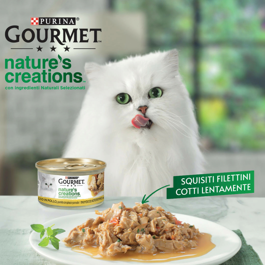 Novità Gourmet Nature's Creations 18344010