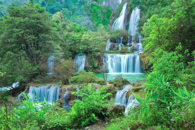 What is the most beautiful place in Thailand? Tlsa10