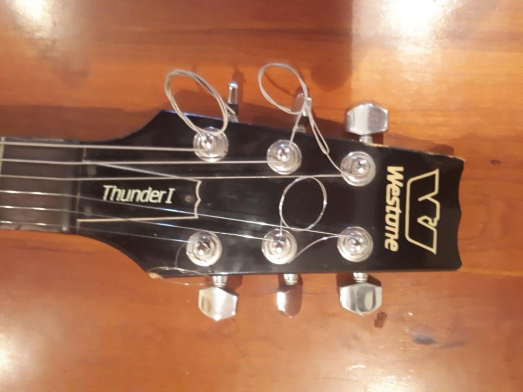 thunder - '84 Thunder 1 S-l16023