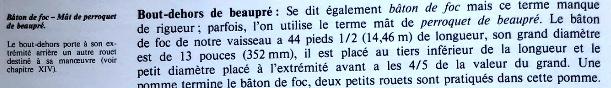Détail Bout-dehors de Beaupré Sans_t13
