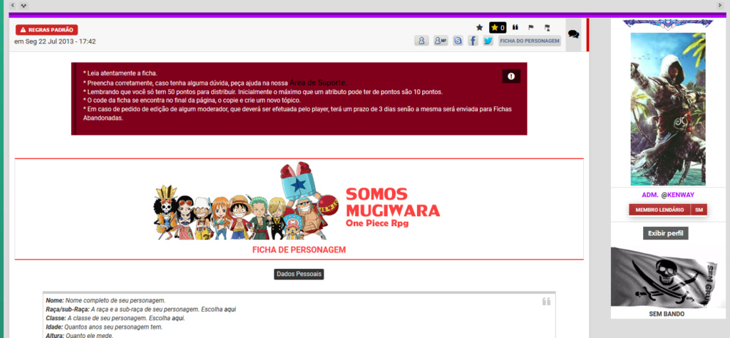 Avaliação de Ficha - nyarlathotep Screen10