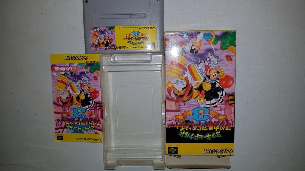 [VDS] Mickey to Donald Magical Adventure 3 Super Famicom VENDU 20180810