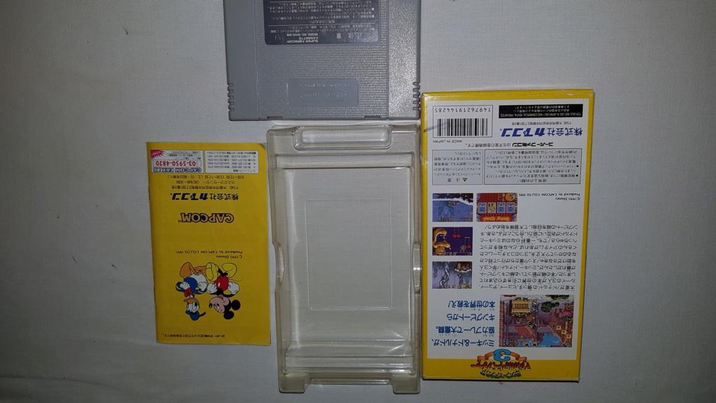 [VDS] Mickey to Donald Magical Adventure 3 Super Famicom VENDU 20180811
