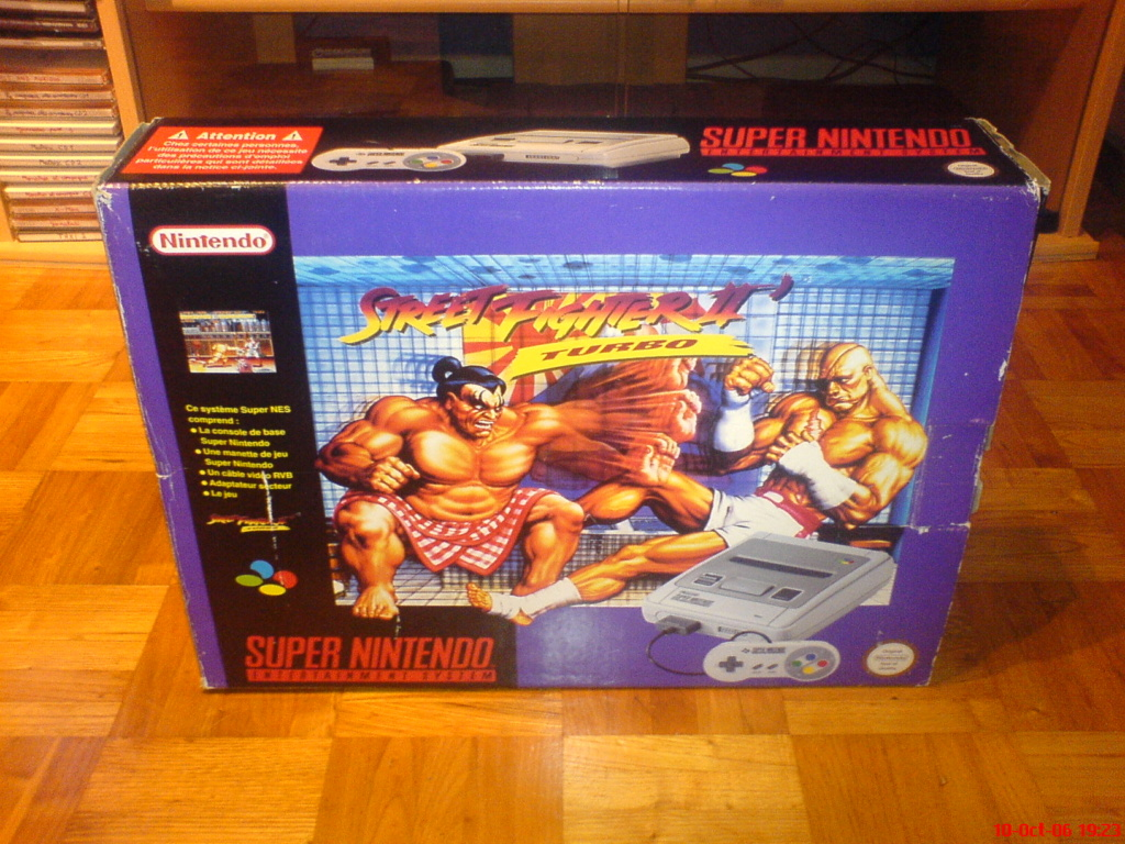 [ACH] Pack nes turtles  et pack snes street fighter bleu ou doré Jaquet10