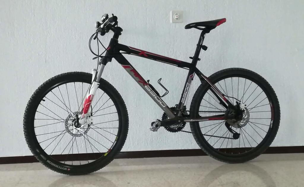Vendo bicicleta Conor 8500 Img_2011